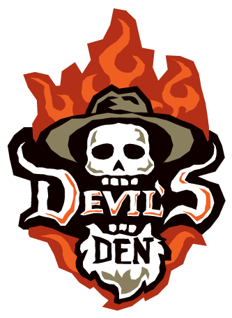 Devil's Den Motorcycle Logo